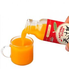 8瓶装 山西吕梁天汁然生榨沙棘汁