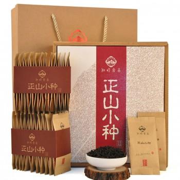 【归岭】正山小种红茶 桐木关特级头春野生茶 礼盒装