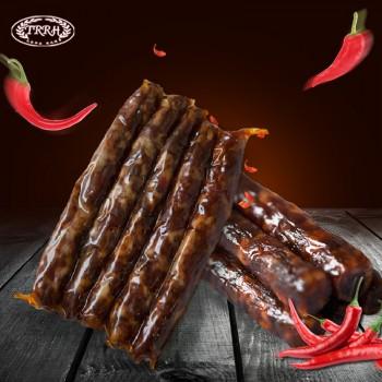天籁之香藏香黑猪香肠腊肠3种味买5斤送250g猪油