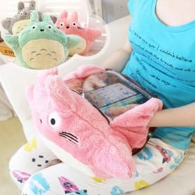 可视热水袋暖手宝透视玩手机