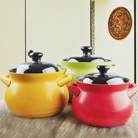 包邮陶瓷砂锅 炖肉锅 沙汤锅石锅中药煲耐高温养生粥