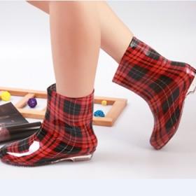 包邮女雨鞋女水鞋中筒雨靴鞋防滑胶鞋短筒雨鞋