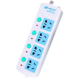 奥德接线板排插电源插座多用插排拖线板电插板插线板独