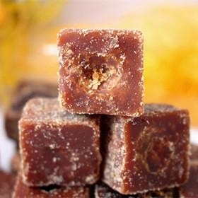 【请拍2件】土红糖农家燥 500g柴火甘蔗古法红糖