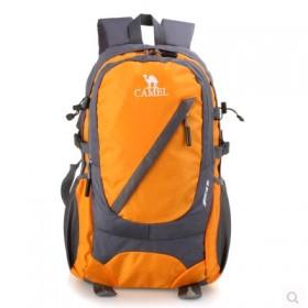 骆驼户外旅行包男包女包双肩包学生包尼龙登山包骑行包