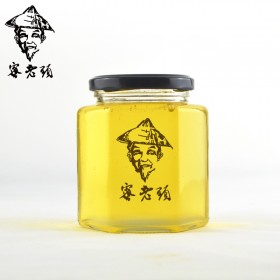新鲜槐花蜜蜂蜜纯天然农家自产纯原生态土蜂蜜野生熟洋