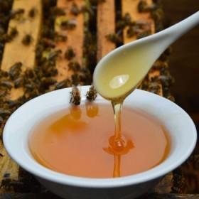 天然农家自产荆条蜂蜜