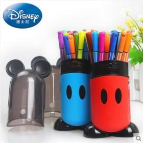 赔钱冲冠迪士尼水彩笔24色水彩笔学生儿童画笔