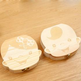 儿童宝宝乳牙收藏盒