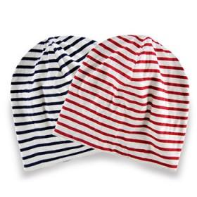妈咪呢喃 孕妇月子帽产后坐月子帽双层纯棉