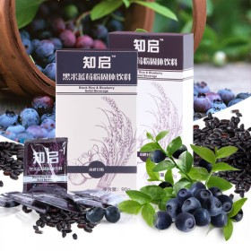 黑米蓝莓花青素粉