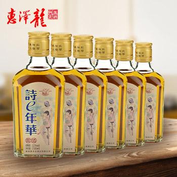 惠泽龙青春时尚露酒养生酒整箱装6瓶