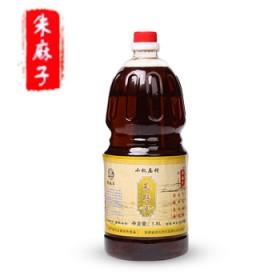 农家石磨自榨纯菜籽油 非转基因食用调和油1.8L