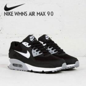 耐克/NIKE男鞋女鞋 头层皮MAX90跑步运动鞋