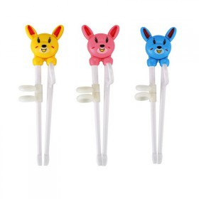 宝宝吃饭练习筷三件套