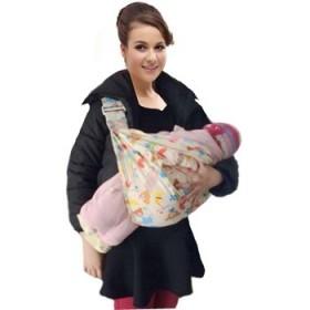 优质版简易婴儿背带背巾纯棉新生宝宝