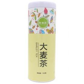 原味大麦茶 自由庄烘培型花草茶韩国泡茶罐装特价