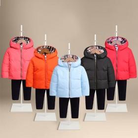 90%白鸭绒外套冬季韩版新款加厚保暖