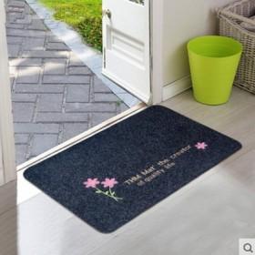 进门地垫门厅门垫防滑地垫厨房门垫吸尘脚垫