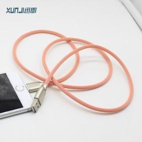 迅即品牌苹果数据线质量好5s/6/7plus充电线