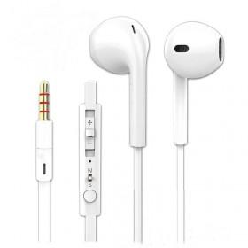 入耳式耳机iPhone苹果安卓手机通用线控带麦