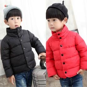 儿童棉衣男童冬季轻保暖棉袄 送运费险