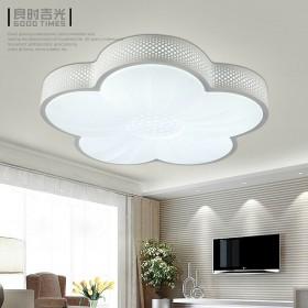 led吸顶灯简约客厅创意温馨梅花餐厅卧室灯