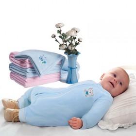 婴儿睡袋宝宝秋冬纯棉分脚睡袋