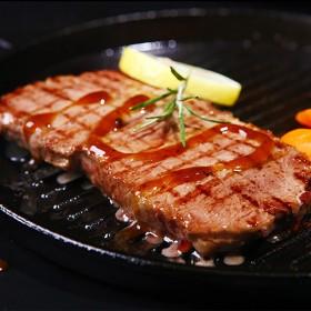 【限地区抢购】新西兰新鲜调理牛排5片菲力黑椒牛肉