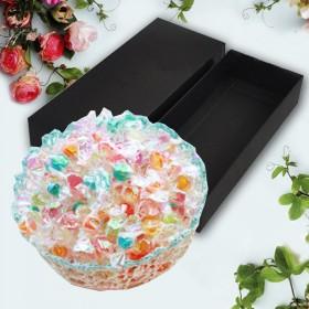 礼盒(99颗)千纸鹤糖果儿时糖果休闲零食生日