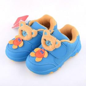 冬款宝宝学步鞋 加绒加厚保暖鞋婴儿鞋