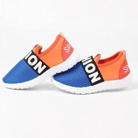 儿童运动鞋韩版中大童新款软底童鞋休闲跑步鞋