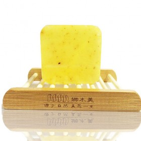 柠檬洗脸沐浴两用皂110g
