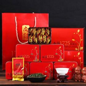 铁观音茶叶浓香型礼盒装500g