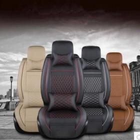 汽车坐垫全包冬季汽车座套四季通用五座坐垫