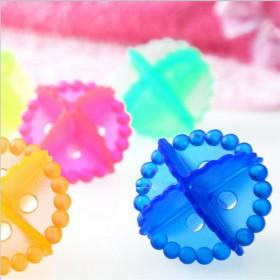 洗护球 魔力去污洗衣球 防缠绕清洁球 10个装