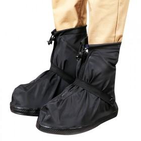 雨易思 短款低筒雨鞋套