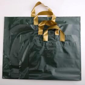 加厚手提塑料袋服装袋礼品购物袋现货可定制