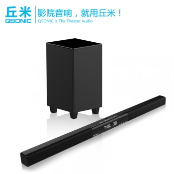丘米Qbar3触屏回音壁家庭影院音响5.1电视音箱