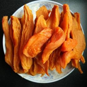 农家自制倒蒸番薯干地瓜干红薯干片