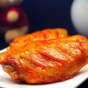 筷乐淘菜2盒半成品烧烤中翅奥尔良烤翅12只左右