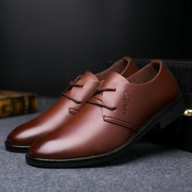 男士商务正装皮鞋