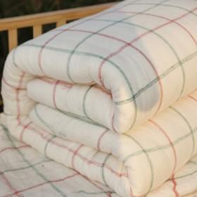 8斤棉花被新疆棉被褥子棉絮厚单双人春秋纯棉被芯加厚