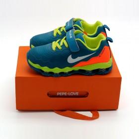 PEPE专柜正品 男童运动鞋儿童减震弹簧鞋童鞋