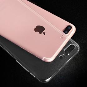 iphone7 plus透明硅胶套(不发黄)