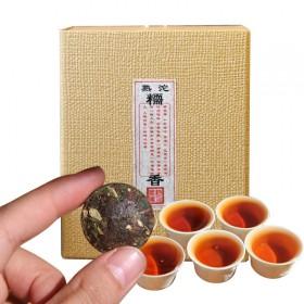 【年货套餐】糯米香、原味生、原味熟、陈皮熟沱四盒