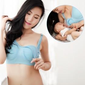 孕产妈咪哺乳文胸 健康睡眠哺乳双用胸罩