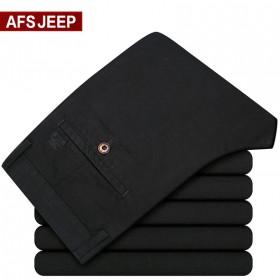 Afs Jeep战地吉普品牌男装纯棉百搭休闲裤商