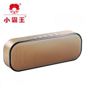 小霸王30年老品牌 D13蓝牙音箱无线低音炮