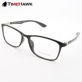 正品碳纤维眼镜框近视眼镜架送防蓝光镜片P7003
